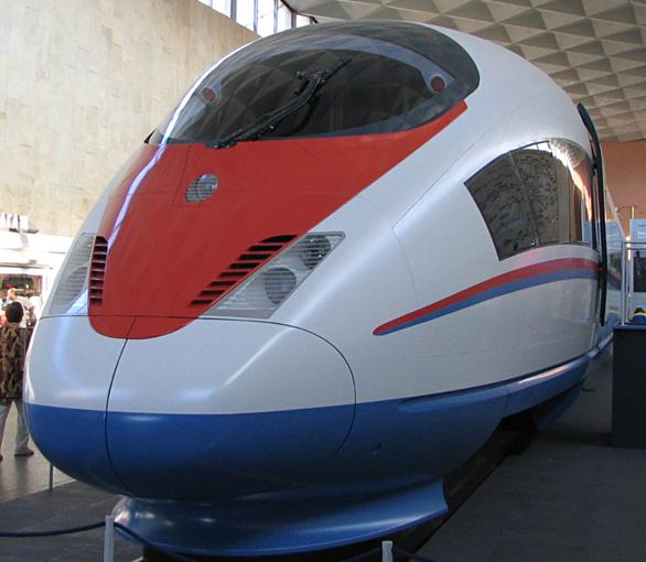 Фото: Поезд Сапсан