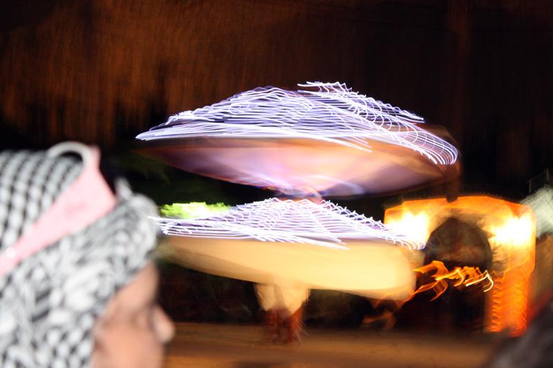 Национальный египетский танец