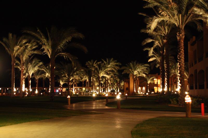 Ночь в отеле Makadi Stella
