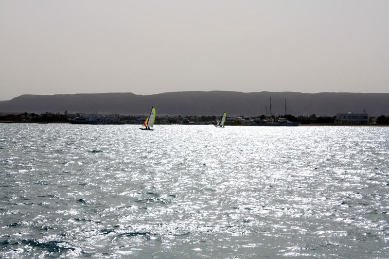 яхты в El Gouna