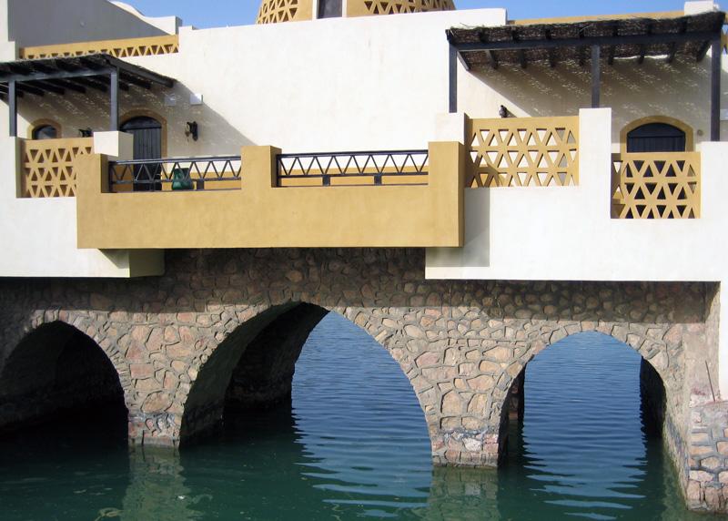 каналы в El Gouna