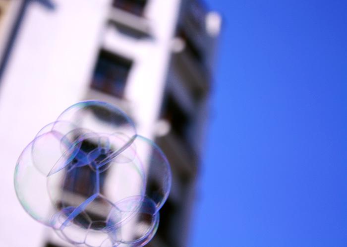 Фото: Мыльный пузырь