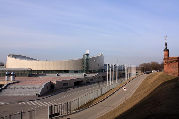 Фото: Конькобежный центр Коломна