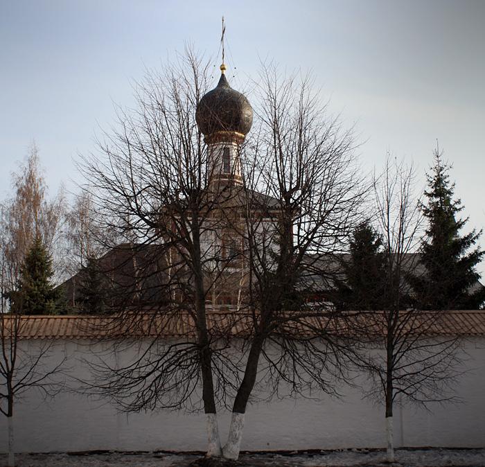 Фото: Церковь в Коломенском кремле
