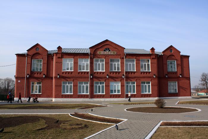 Общеобразовательная школа в стенах Коломенского кремля