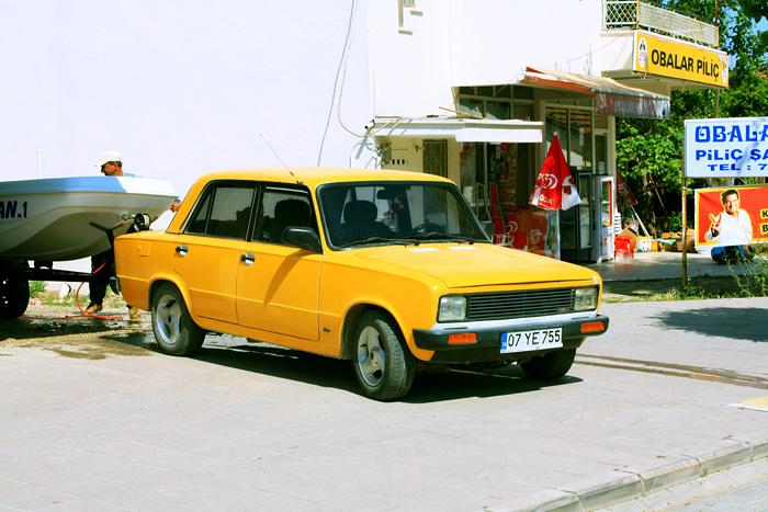 Турецкие Жигули