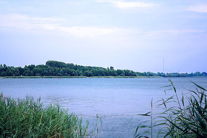 Белое озеро, город Шатура