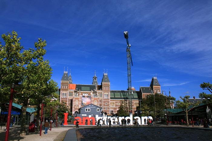 Фото: I amsterdam