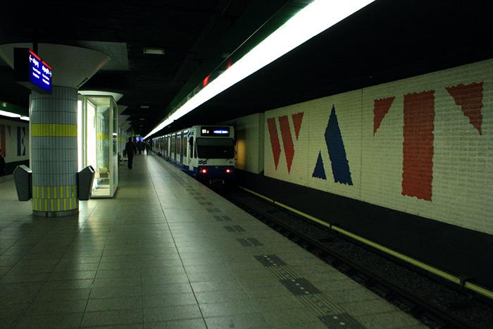 Метрополитен Амстердама