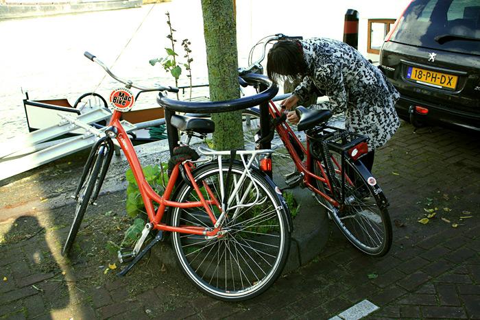 Прокатные велосипеды Mac Bike