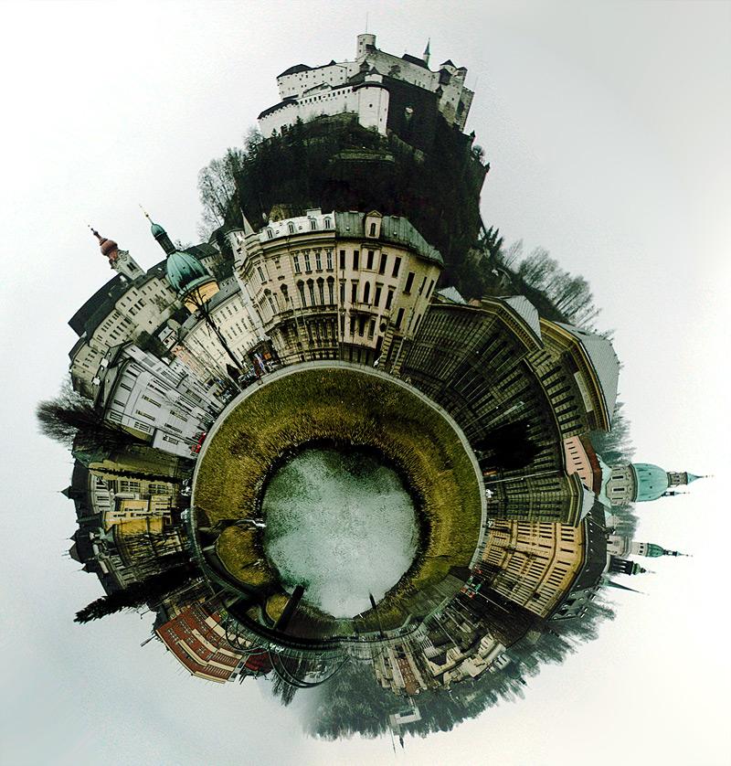 планета Зальцбург (Salzburg)