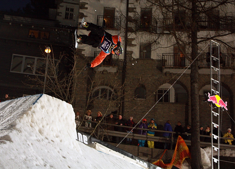 Фото: Red Bull PlayStreets в Bad Gastein