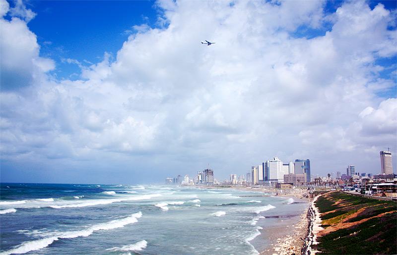 Фото: набережная Тель-Авива