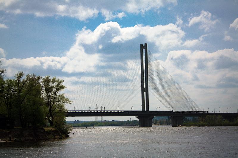 Фото: Киевский мост