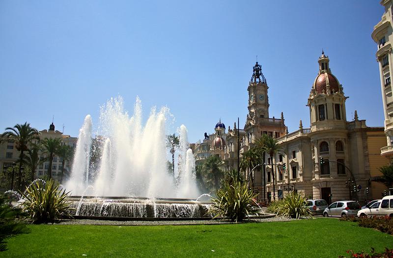 Правительственные здания Валенсии