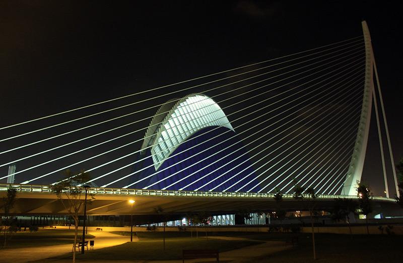 Парк Город искусств и наук