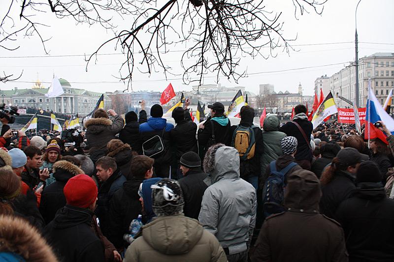Митинг на Болотной площади 10 декабря