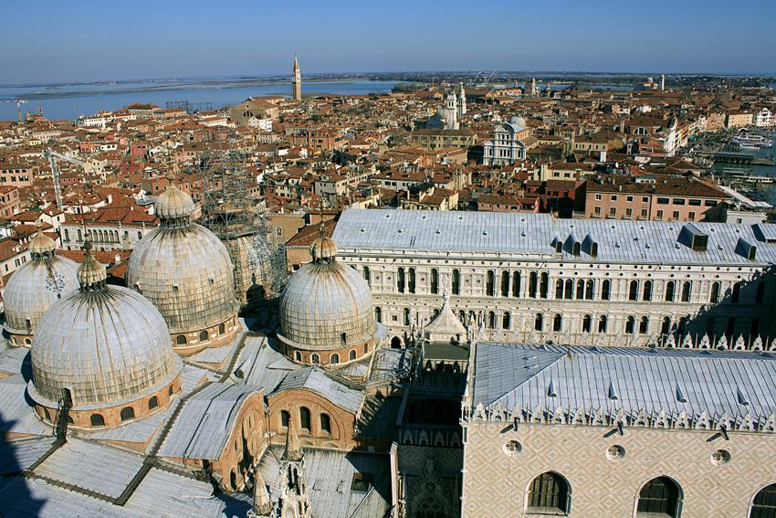 Фото: Панорама Венеции