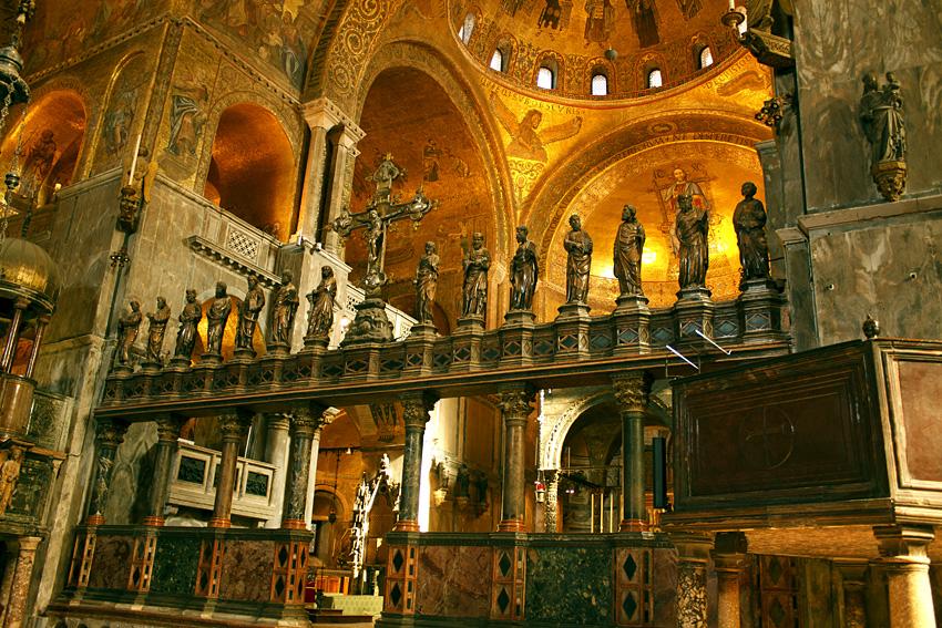 Фото: Собор Святого Марка в Венеции