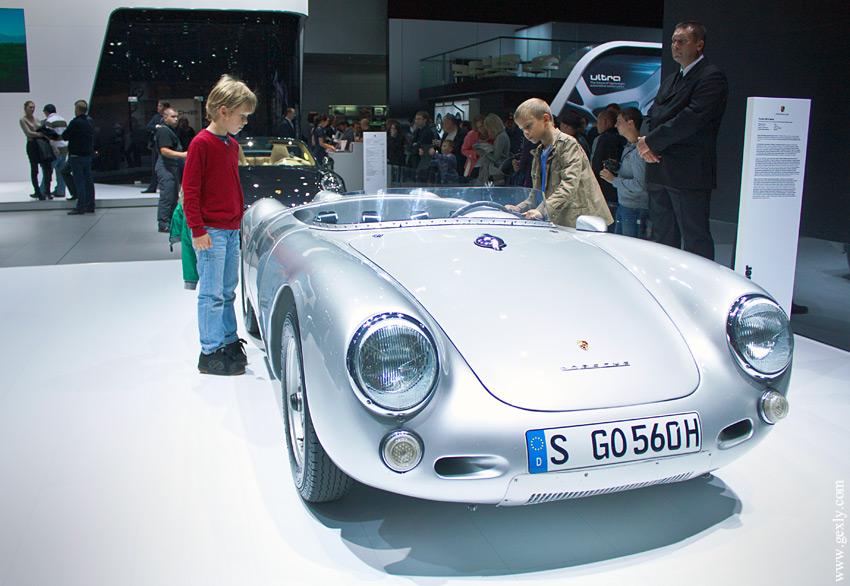 ММАС 2012. Фото автомобиль Porsche