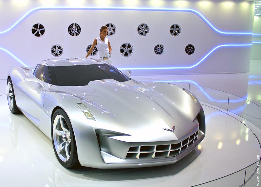 Фото: Эксклюзивная модель Chevrolet