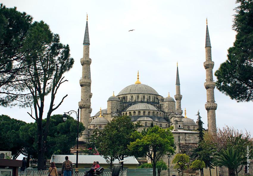 Фото: Мечеть в Стамбуле