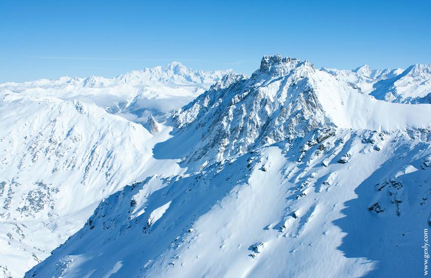 Фото: Французские Альпы