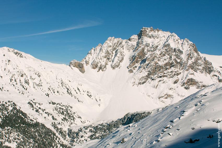 Фото: горы, Альпы