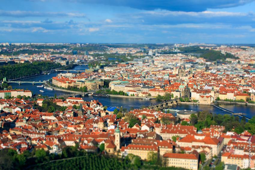 Прага, Старый город